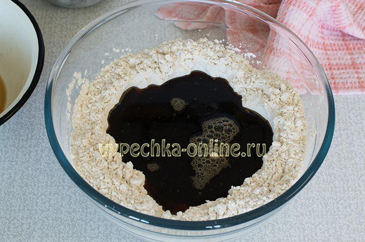Медовая коврижка простой рецепт с фото