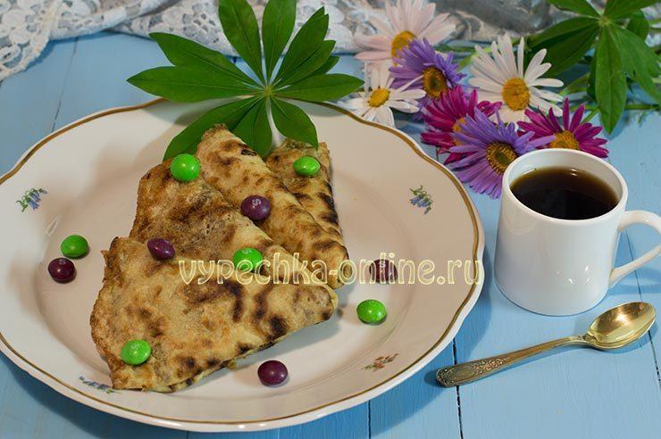 Тонкие блины на воде с яйцами пошаговый рецепт с фото