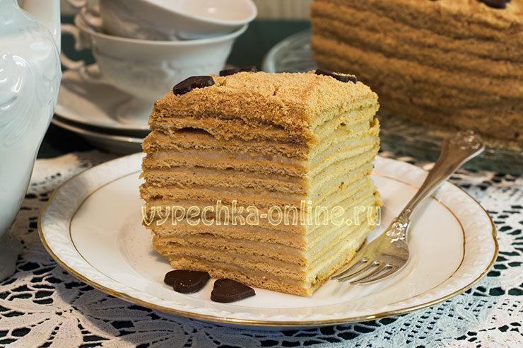 Торт для мужа своими руками