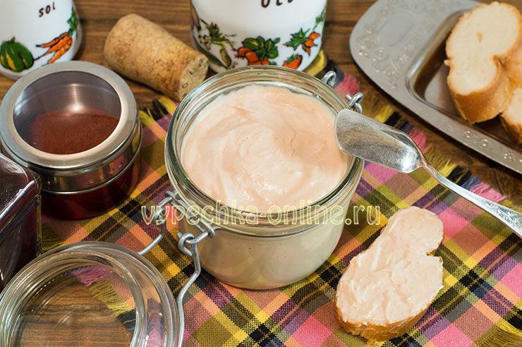 Постный майонез в домашних условиях блендером пошаговый рецепт без яиц