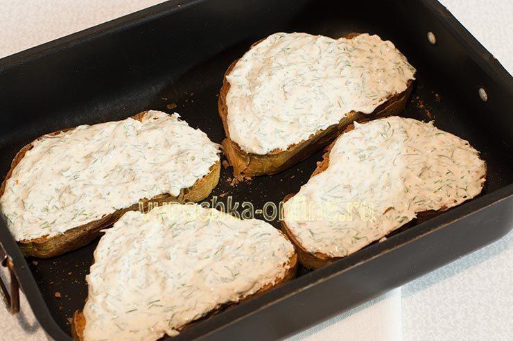 бутерброды с сосисками и сыром в духовке