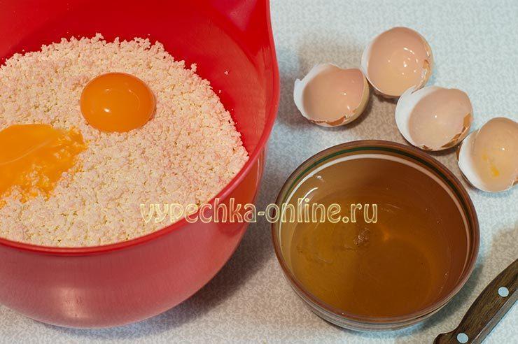 классическая творожная пасха рецепт с фото