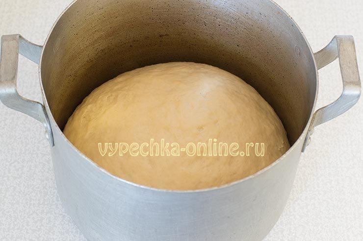 пасхальный кулич краффин пошаговый рецепт с фото