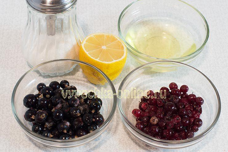 Цветная глазурь для куличей Ингредиенты