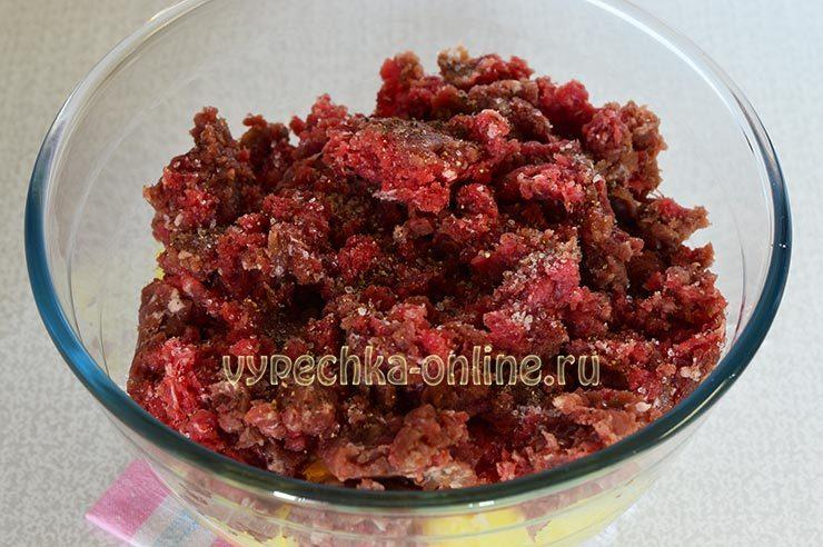 беляши с мясом в духовке рецепт с фото