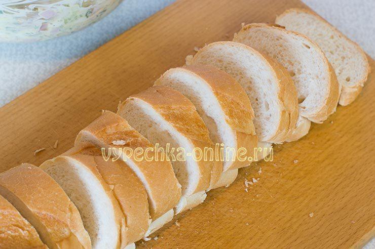 горячие бутерброды с колбасой в духовке рецепты с фото