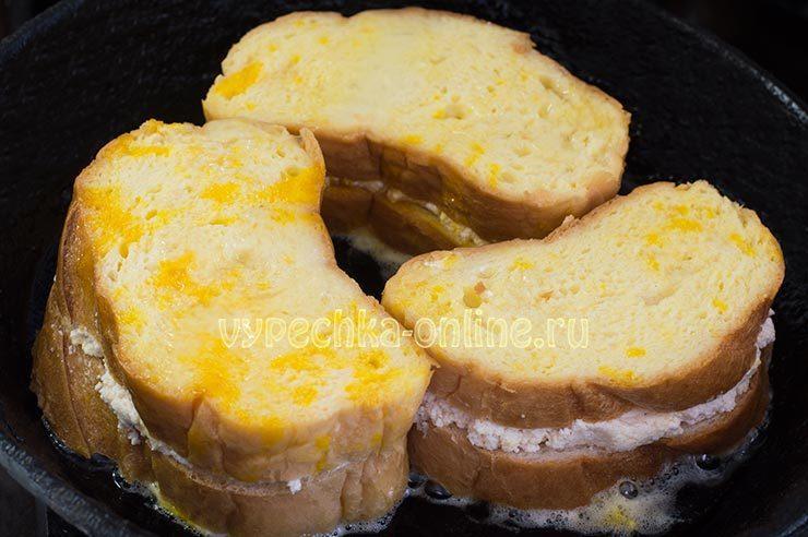 блюда из творога на завтрак быстро и вкусно
