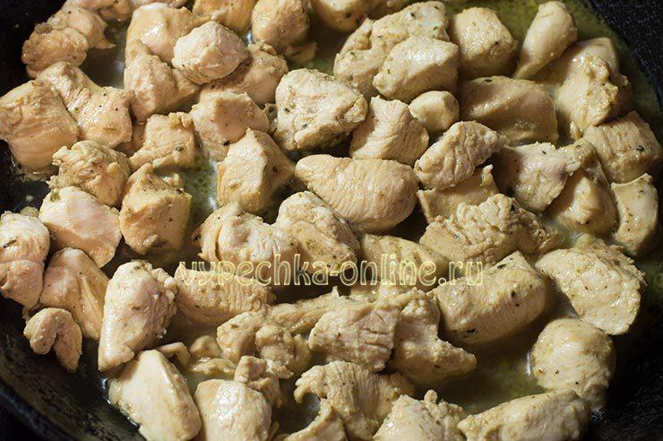 как мариновать курицу для жарки