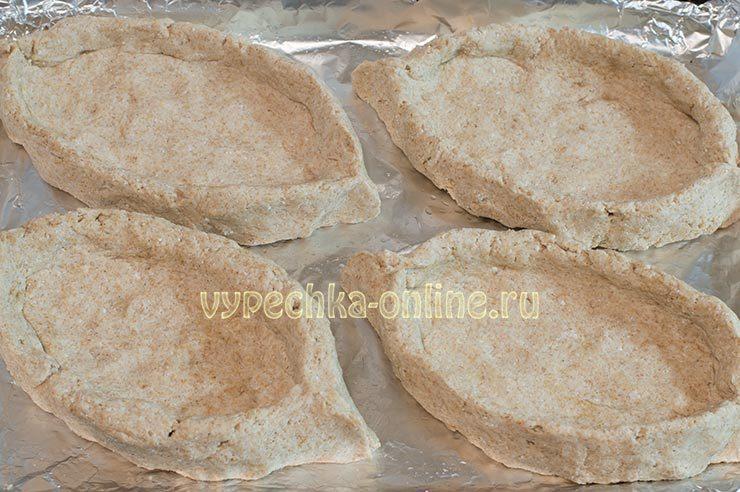аджарские хачапури лодочки рецепт с фото