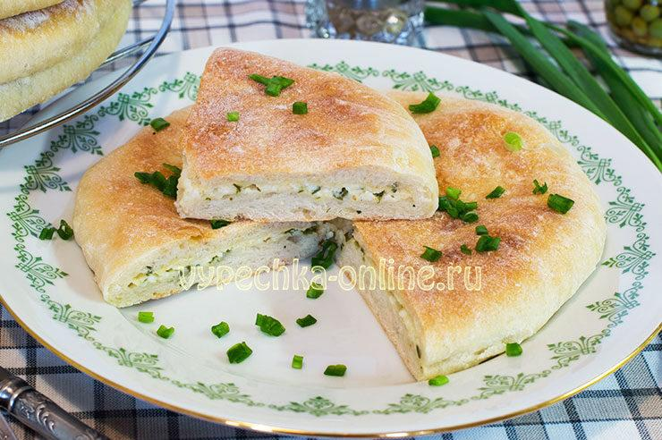 как сделать хачапури с сыром в домашних условиях