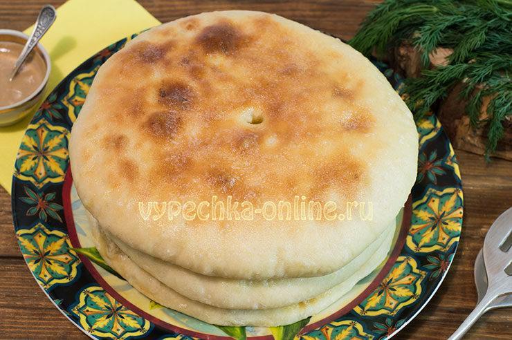 как приготовить хачапури с сыром из дрожжевого теста в духовке