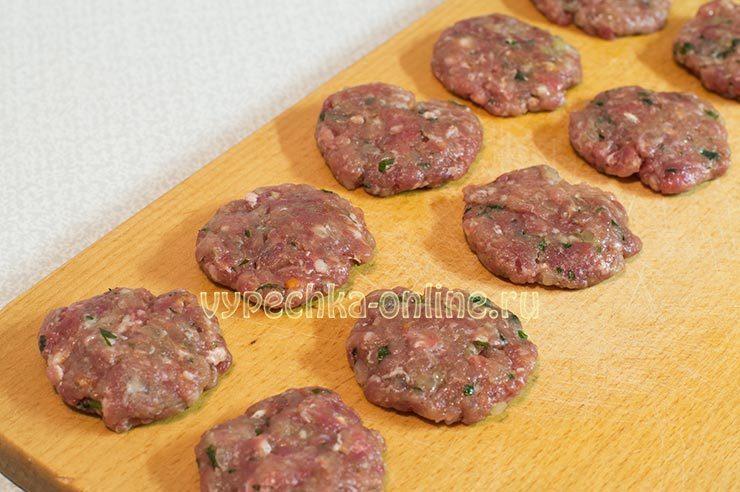 ленивые беляши рецепт с фото пошаговый на сковороде