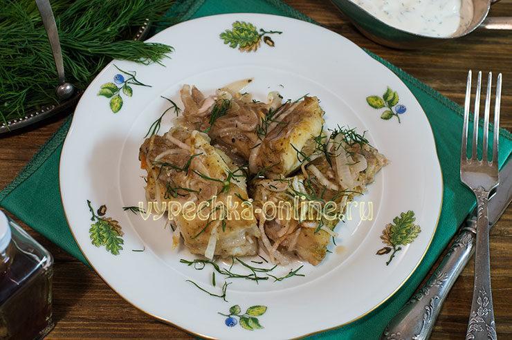 морской окунь в духовке рецепты с фото простые и вкусные
