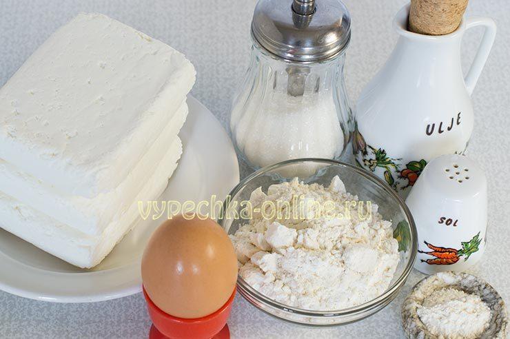 пышные сырники из творога рецепт с фото пошагово