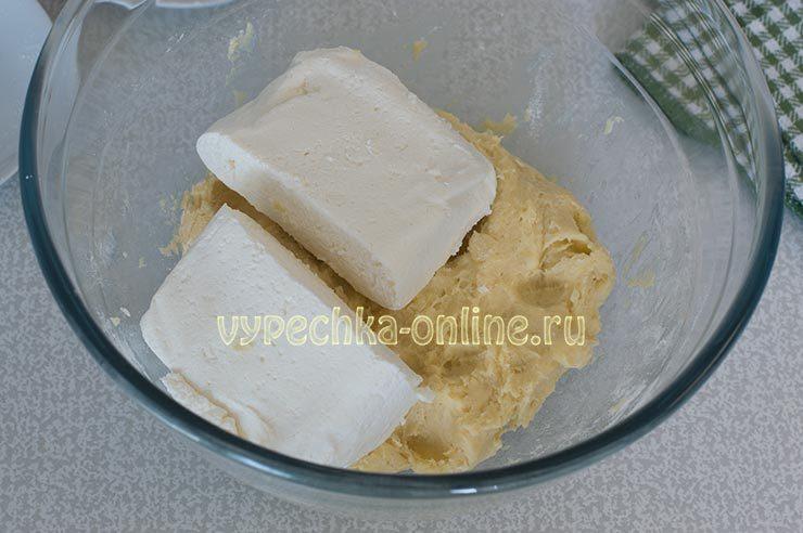 вкусное творожное печенье рецепт с фото пошагово в духовке