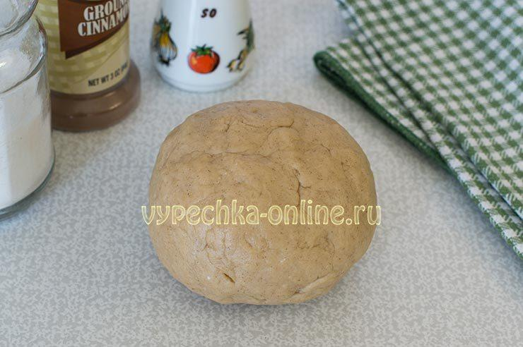 домашнее рассыпчатое песочное печенье