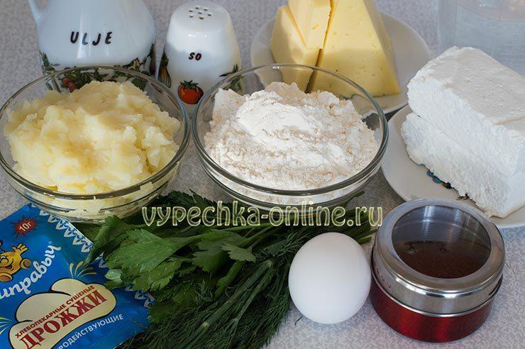 ачапури из дрожжевого теста с сыром в духовке рецепт очень вкусно