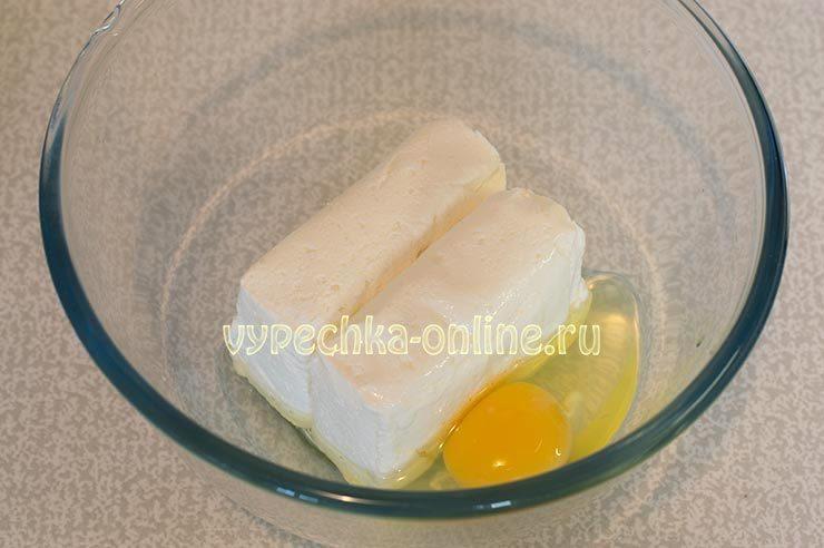 рецепт хачапури с творогом и сыром на сковороде