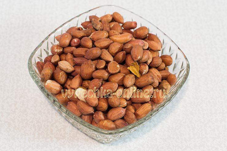 арахисовая паста в домашних условиях рецепт