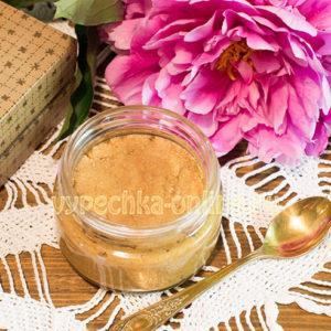 как приготовить арахисовую пасту в домашних условиях с медом