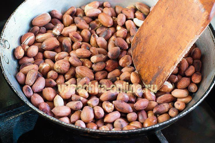 паста из арахиса рецепт