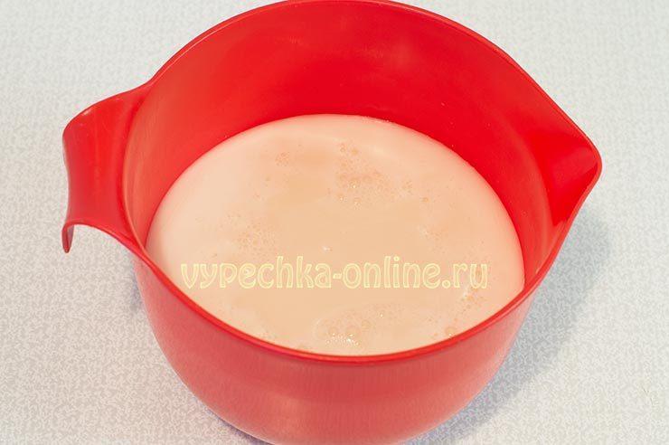 кунжутное молоко рецепт приготовления