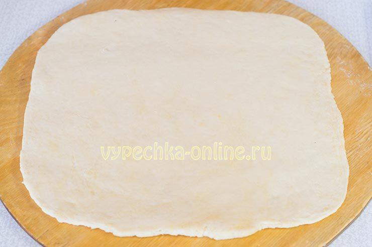 рецепт пирога с вишней в духовке из дрожжевого теста