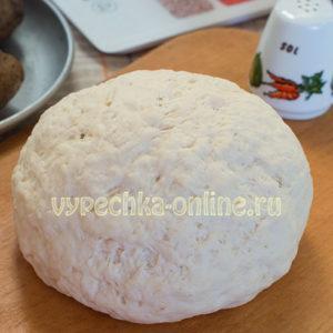 как приготовить постное дрожжевое тесто для пирожков