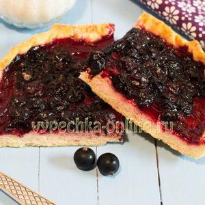 Ягодный пирог рецепт с фото пошагово в духовке