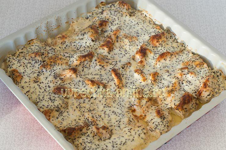 Как сделать куриную грудку сочной и мягкой в духовке