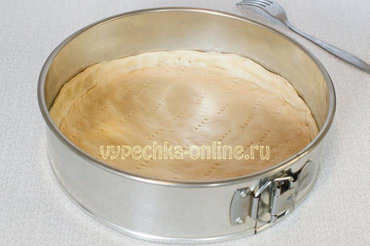 пирог со смородиной рецепт с фото быстро и вкусно в духовке