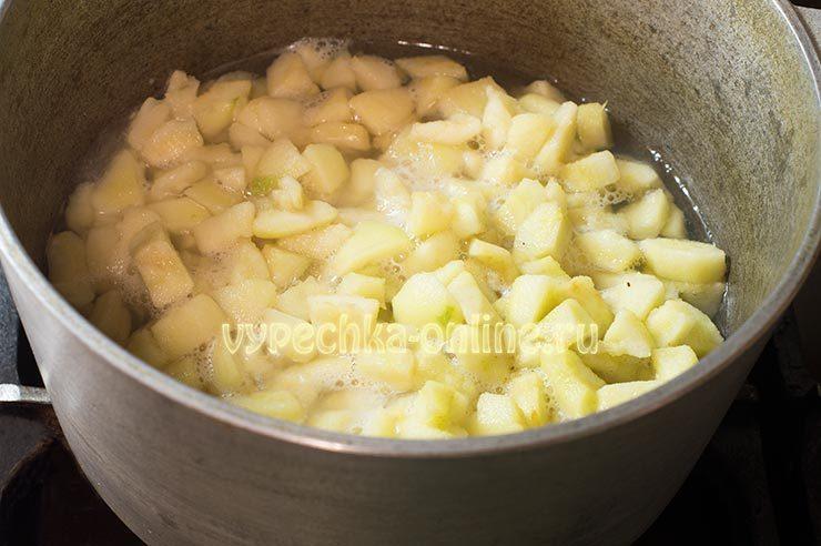 Грушевое варенье на зиму рецепт с фото