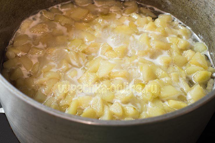 Как приготовить грушевое варенье