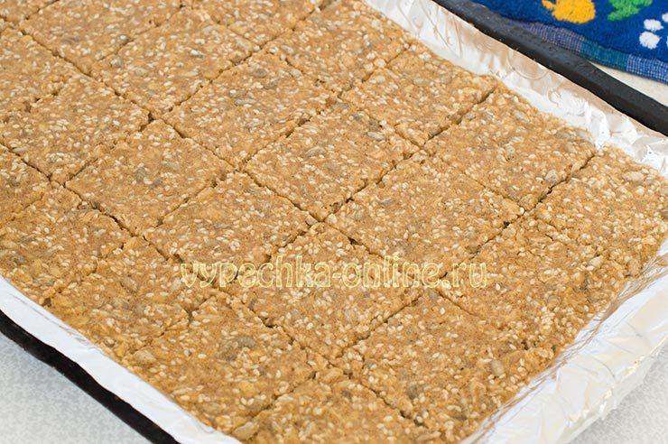 Как сделать хлебцы в домашних условиях
