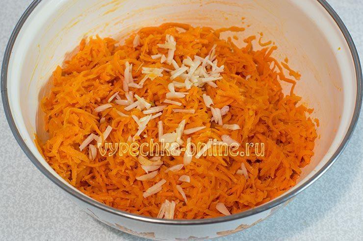 Корейская морковка рецепт в домашних условиях