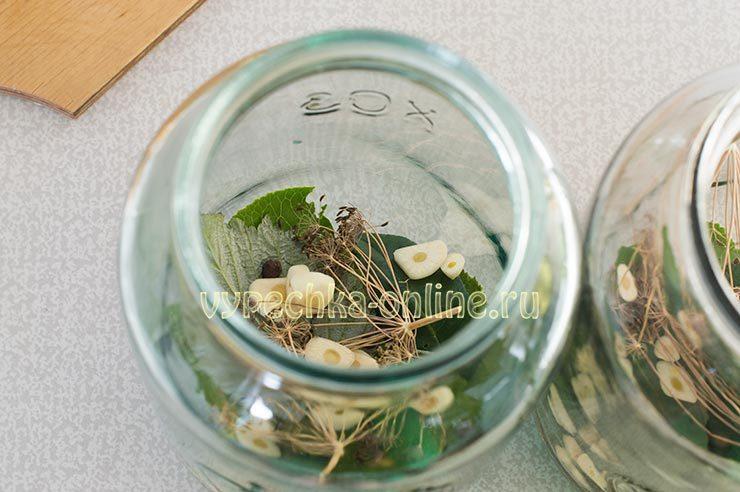Огурцы с кабачками на зиму рецепты без стерилизации на 1.5 литров