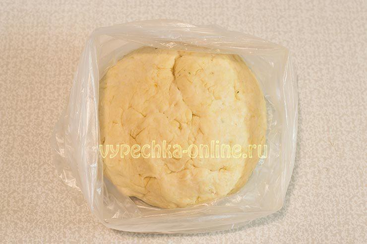 Рецепт лепешек в духовке без дрожжей