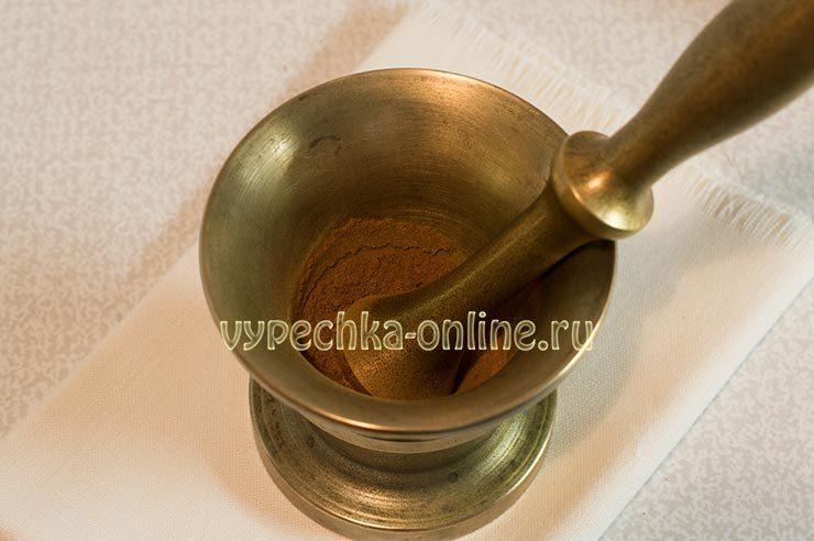Кофейное печенье рецепт с фото