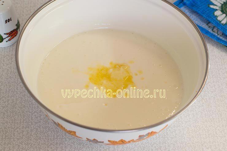 бездрожжевые оладьи на кефире рецепт