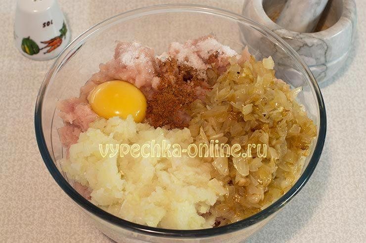 пельмени с куриным фаршем рецепт с фото