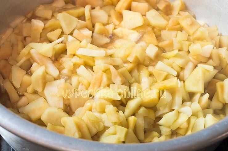 Пюре из сливы и яблок для грудничка на зиму