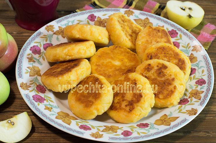 Вкусные сырники из творога рецепт с фото пошагово на сковороде пышные