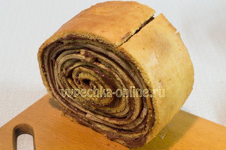 Рецепт красивого торта с фото