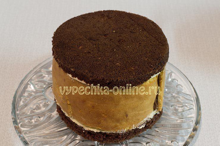 Рецепт необычного торта