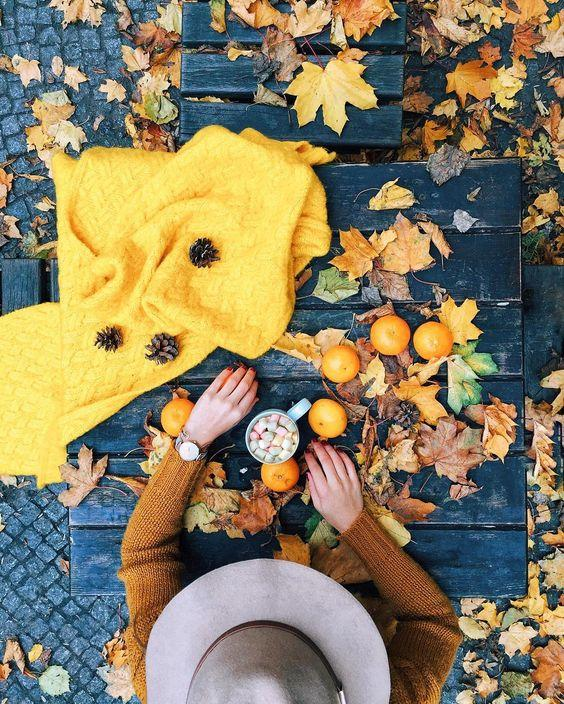 красивые картинки осень золотая