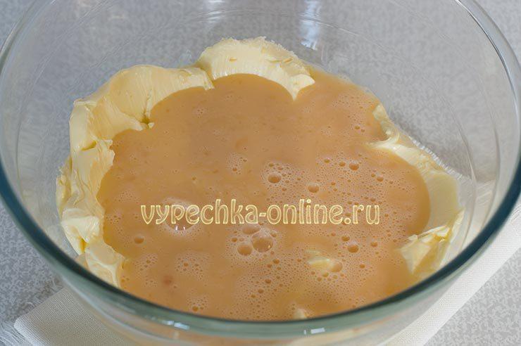 Песочное печенье с корицей рецепт