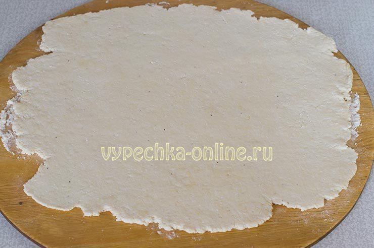 Сырное печенье рецепт с фото