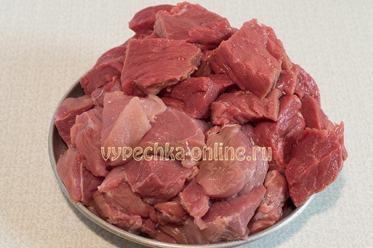 Свино-говяжий фарш рецепт