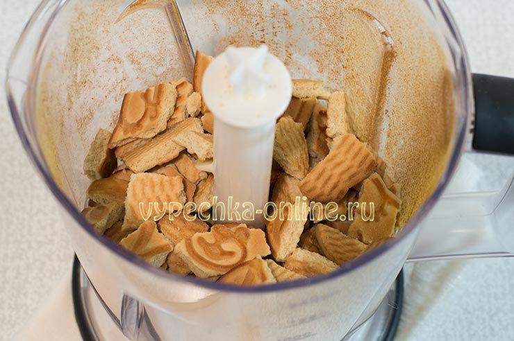 Домашняя сладкая колбаска рецепт