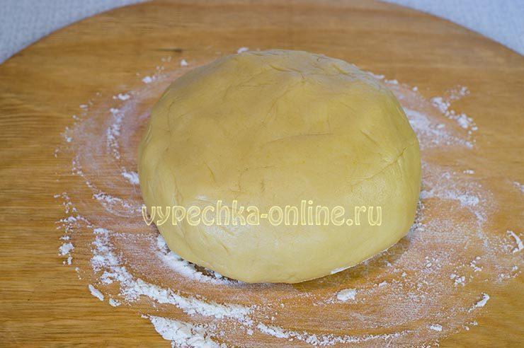 Песочное печенье в домашних условиях рецепт с фото